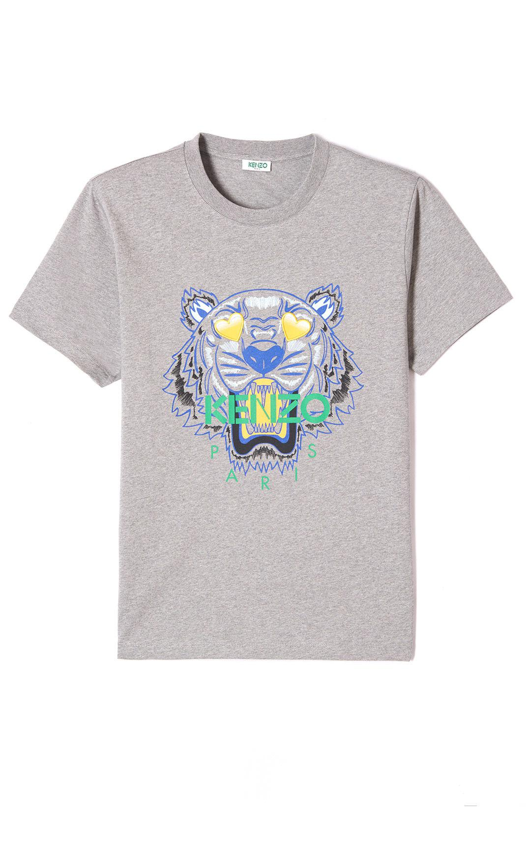 8b56a02696 Lyst - Kenzo 'valentine's Day Capsule' Tiger T-shirt in Gray for Men