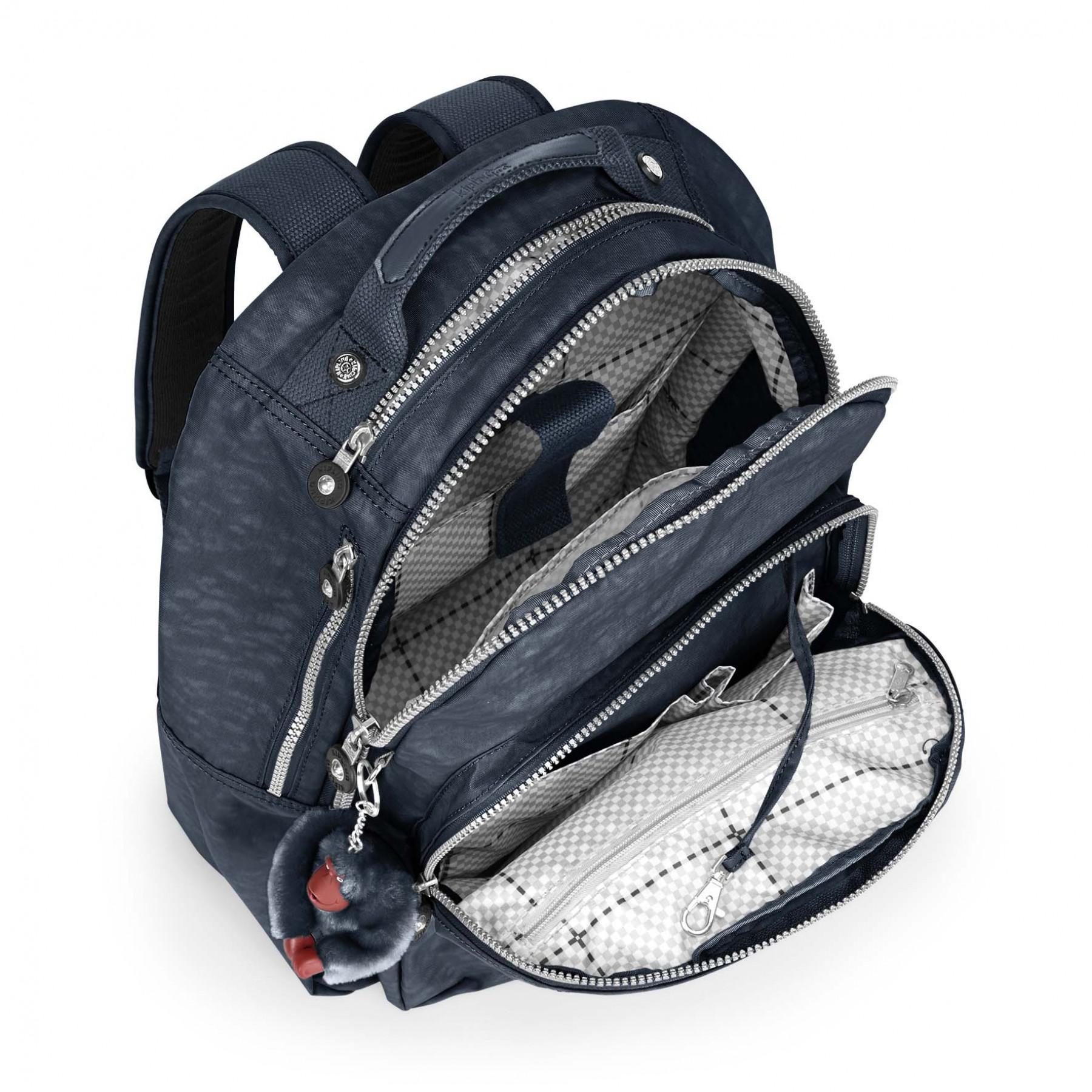 eb022e1cb05 ... Backpacks Women S. Gallery. Kipling Clas Seoul Essential In Blue Lyst