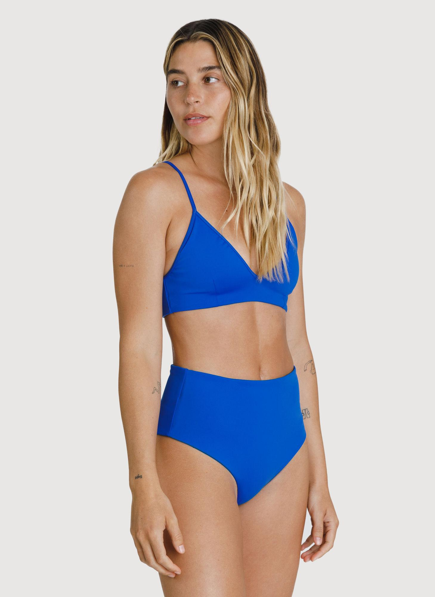 24735812ed6c9 Kit and Ace Kits Adjustable Swim Top in Blue - Lyst