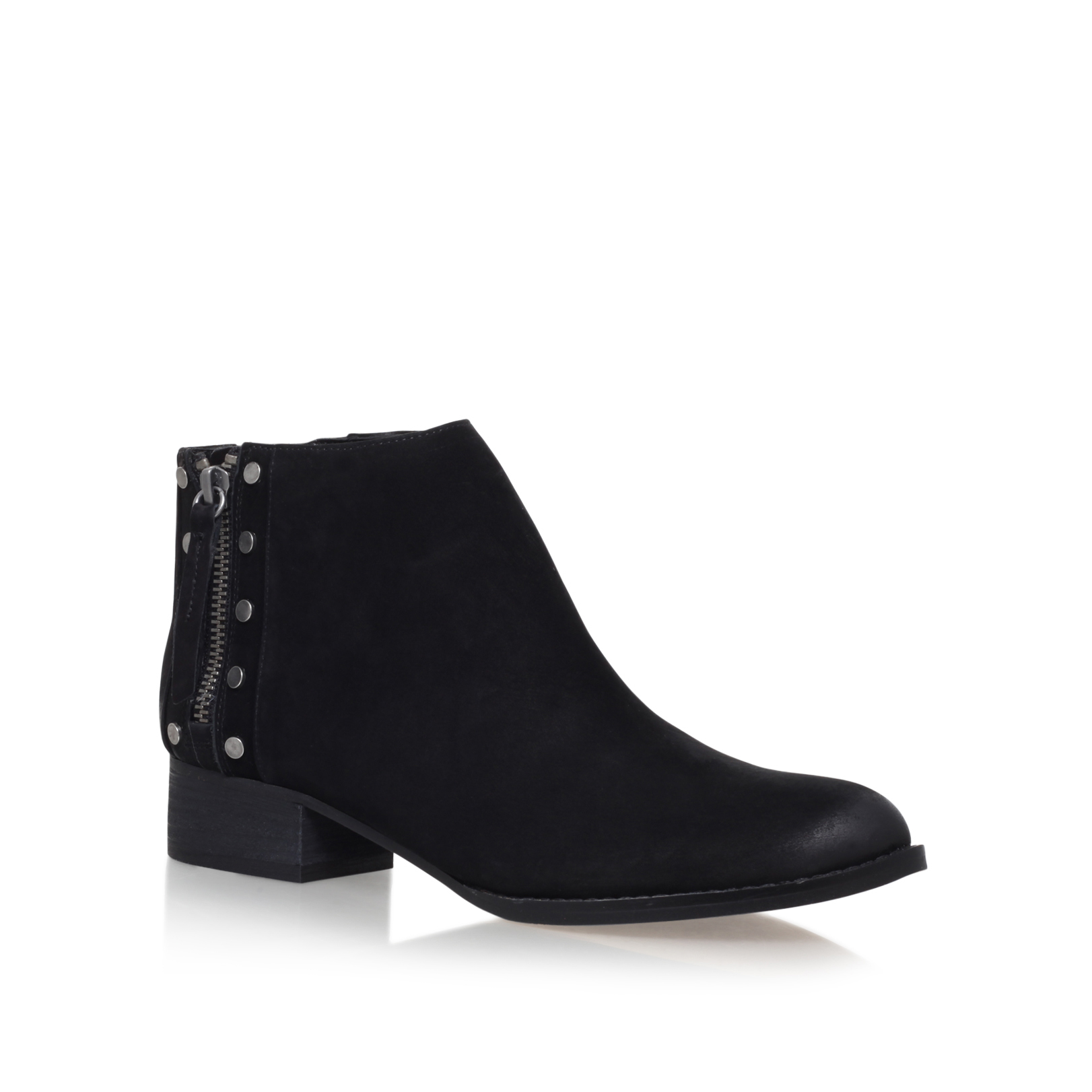 Vince Camuto Catlie High Heel Ankle Boots In Black Lyst