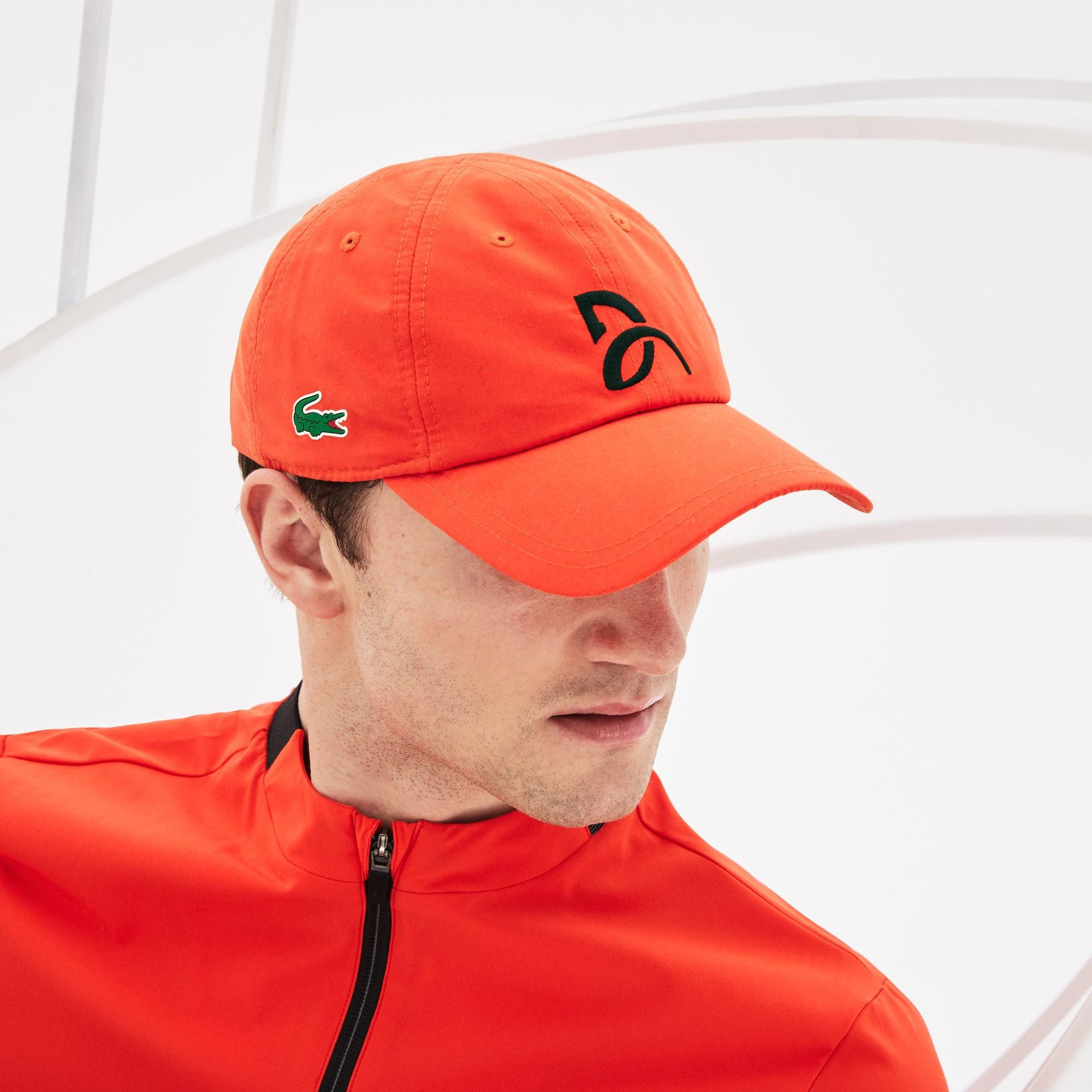 8dc922627fc Lyst - Lacoste Sport Tennis Microfiber Cap - Support With Style ...