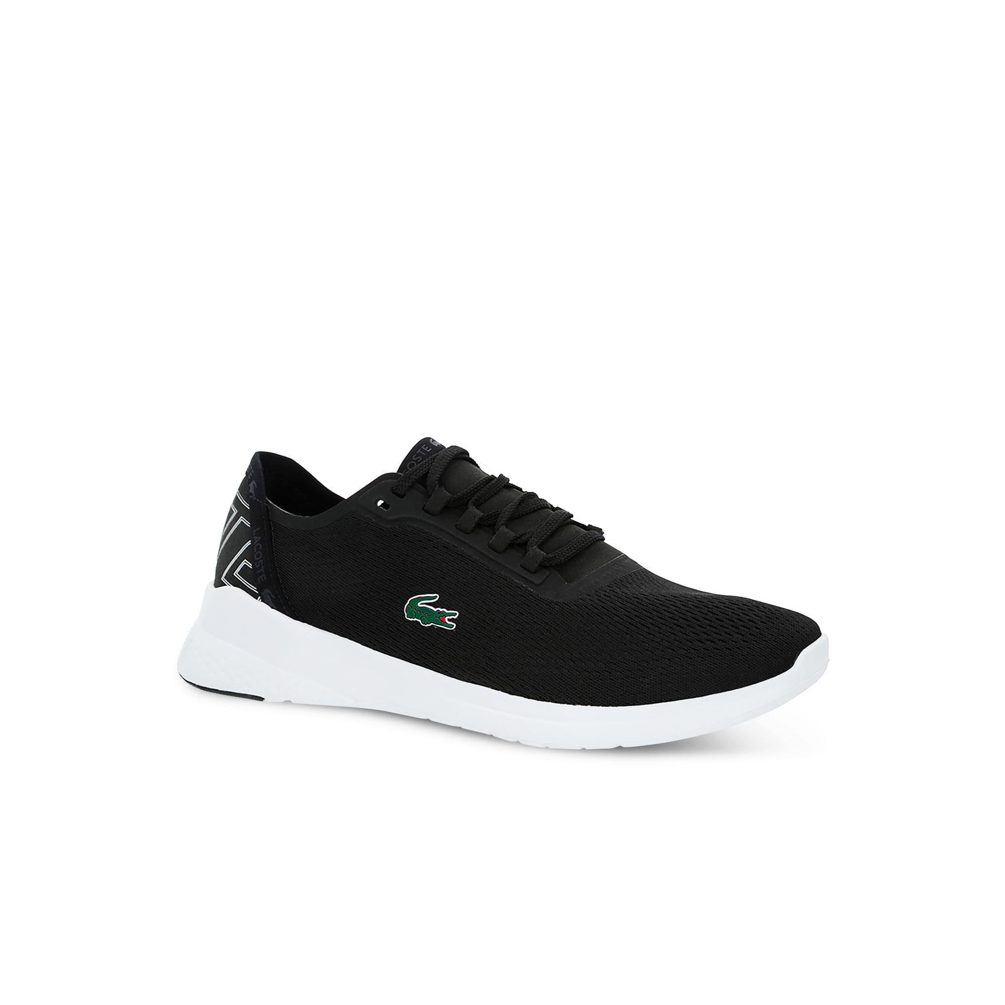 1bd137c0d00d Lyst - Lacoste Lt Fit Sneakers With Green Croc in Black for Men
