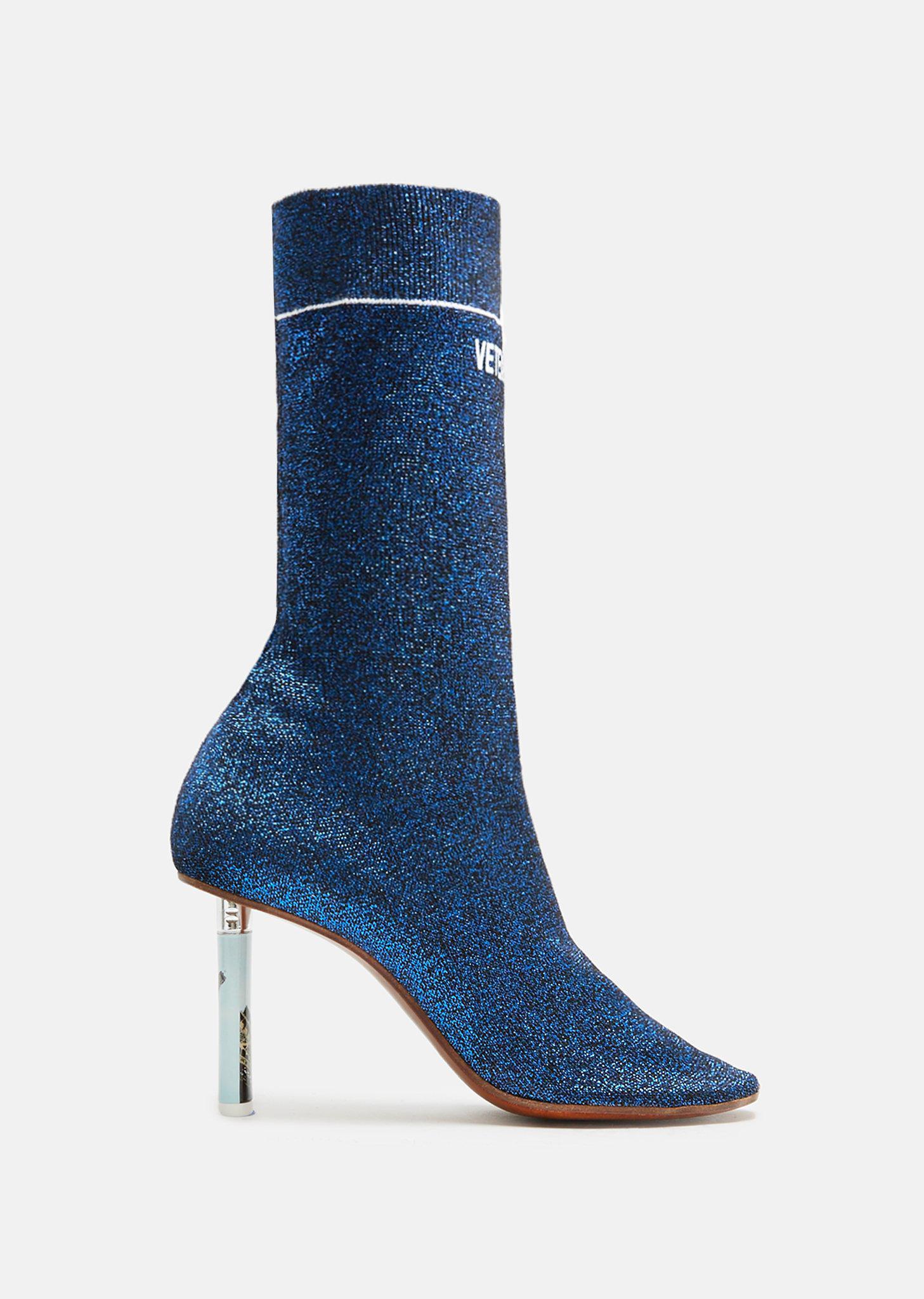 Online Cheap Authentic Isko socks denim boots - Blue Peter Non Websites Sale Online 7nqsO5j1X