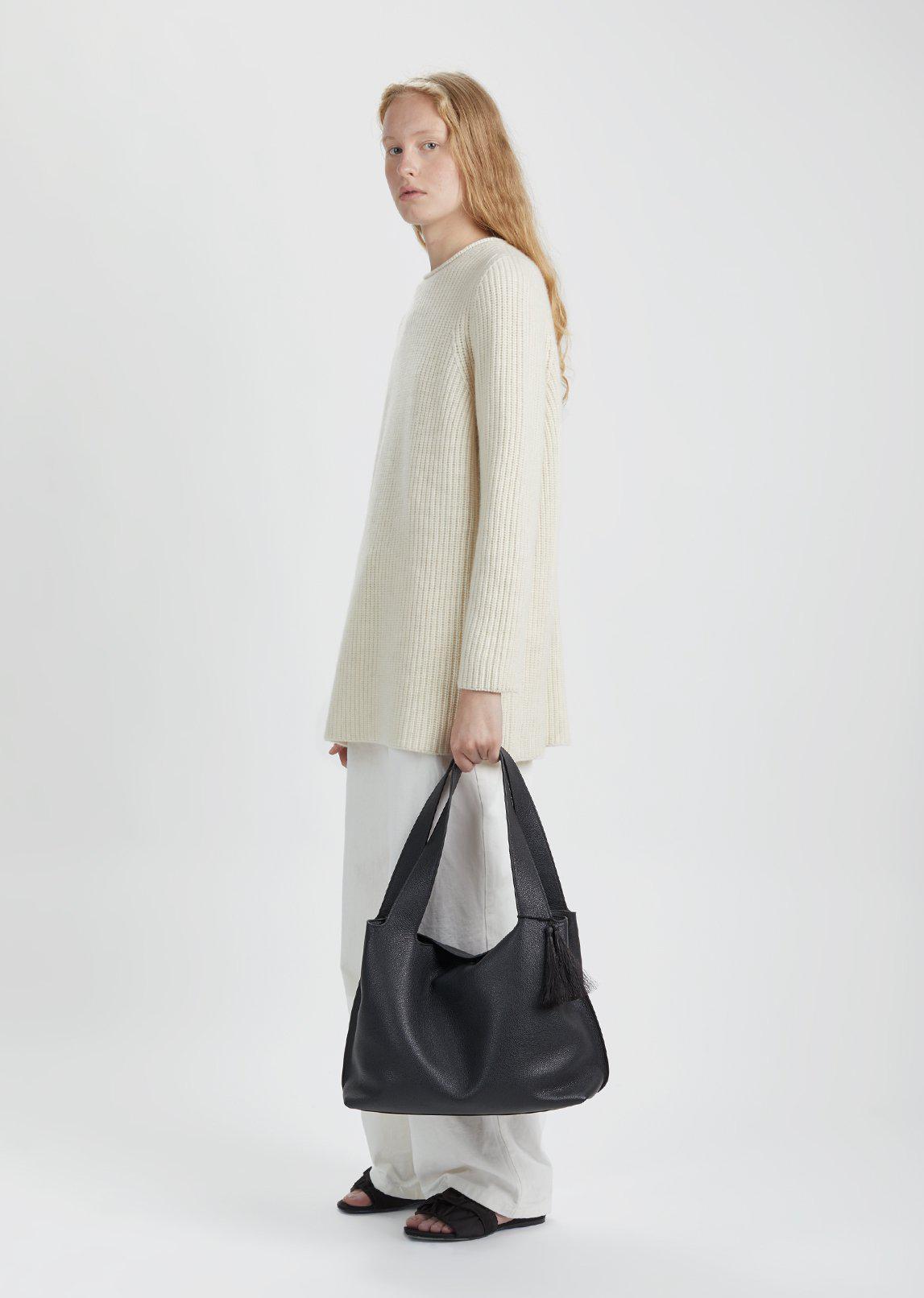 8c052b39f4 Lyst - The Row Duplex Bag in Black