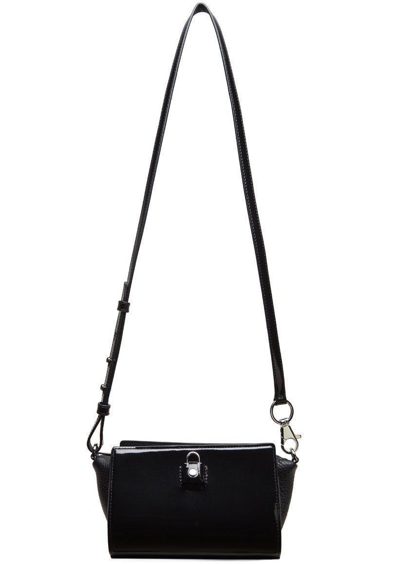3b88597922c93 Lyst - Alexander Wang Pelican Sling Bag in Black