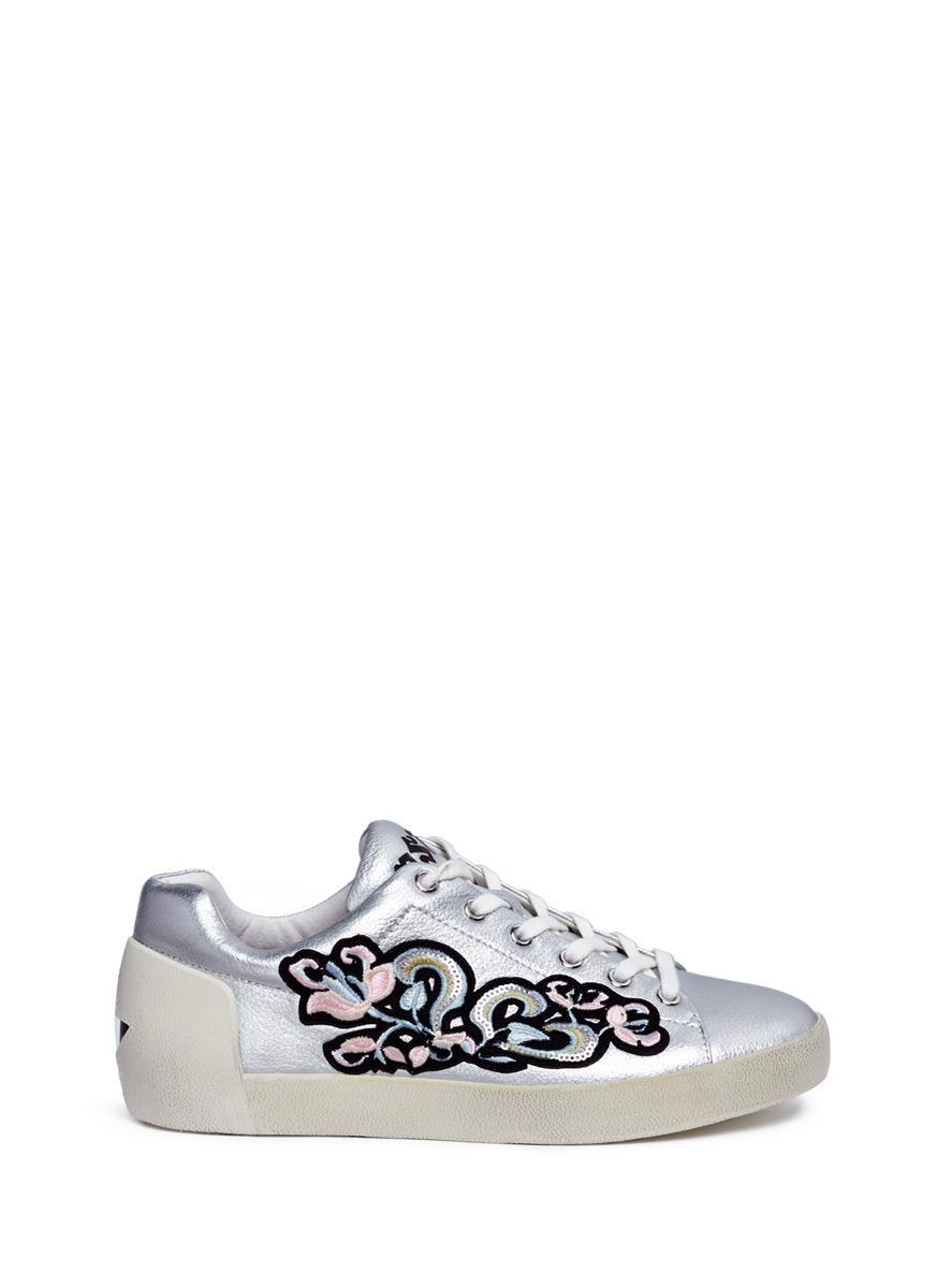 Ash Nak Embossed Sneaker bcTuM