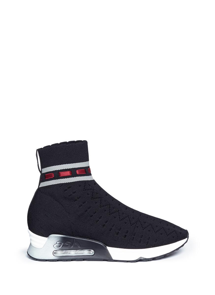 Black 'link' high top sock trainers fashionable cheap price clearance official excellent cheap price lowest price cheap price high quality sale online NXYTWutio