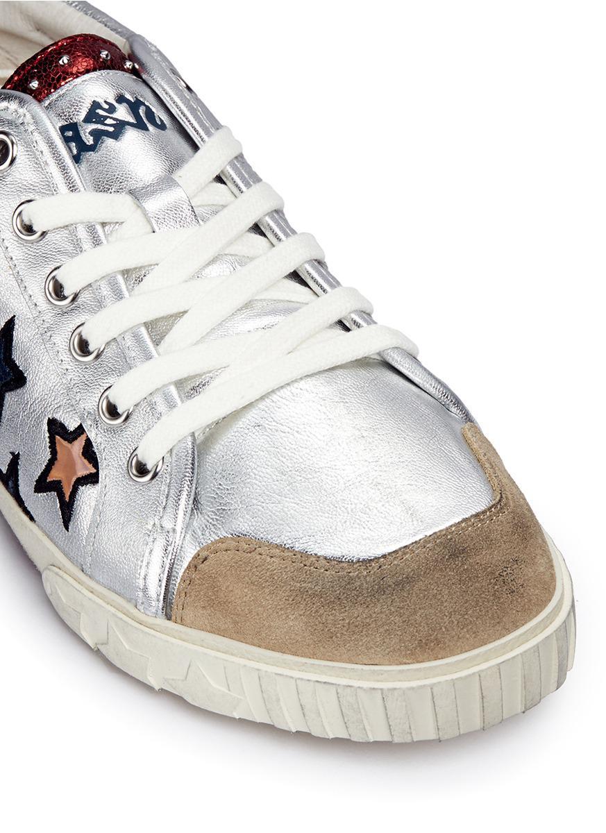 Majestic sneakers - Metallic Ash J9r67v0