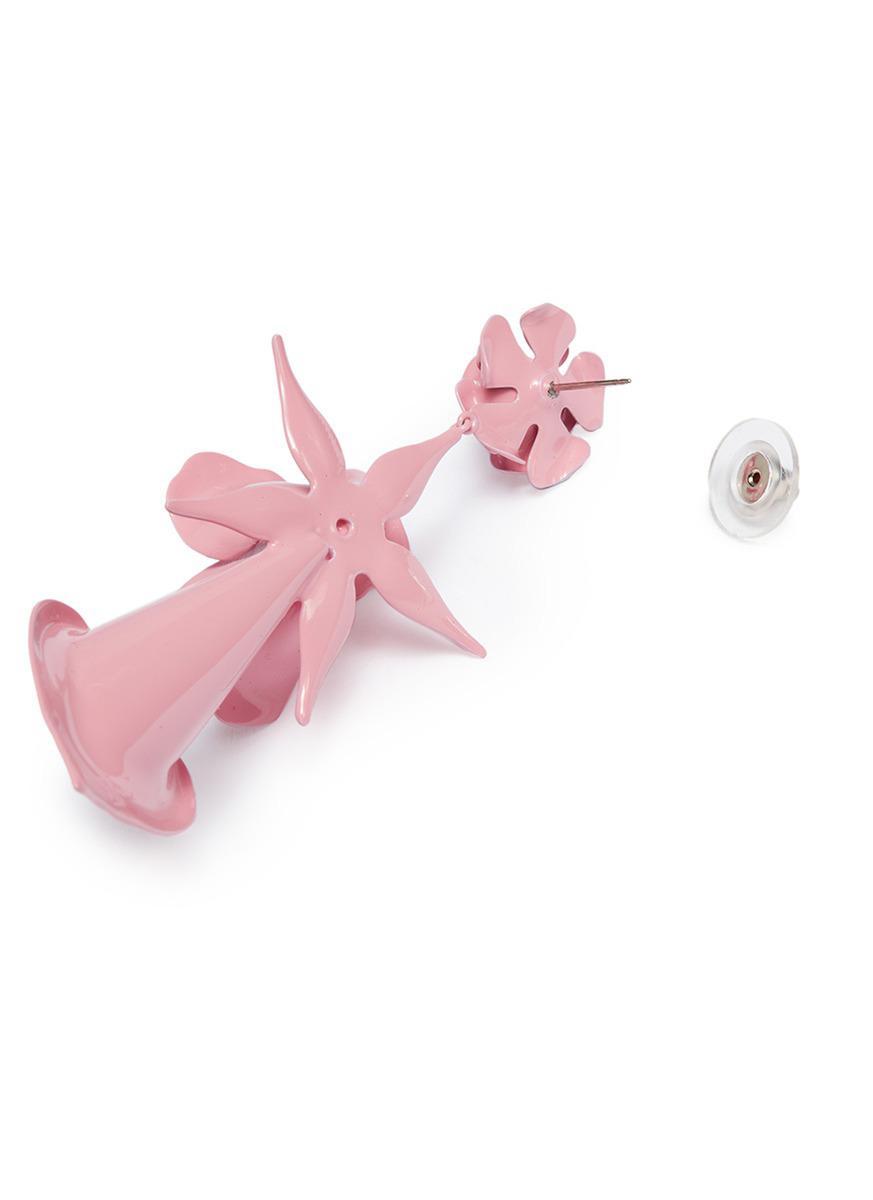 Jennifer Behr Lydia Flower Drop Earrings HwrGi2HA