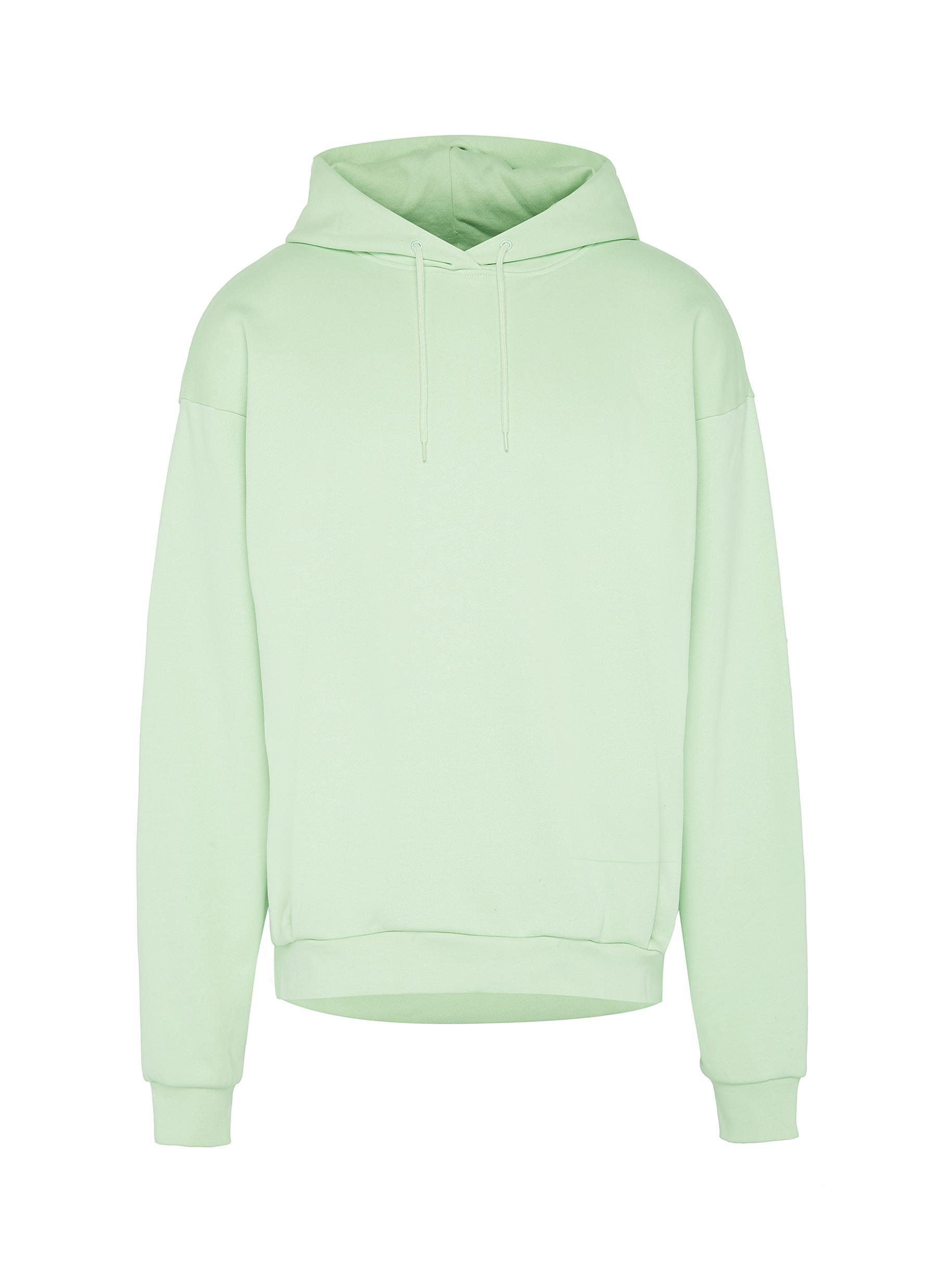 71ea8b12b Martine Rose Logo Embroidered Hoodie in Green for Men - Lyst