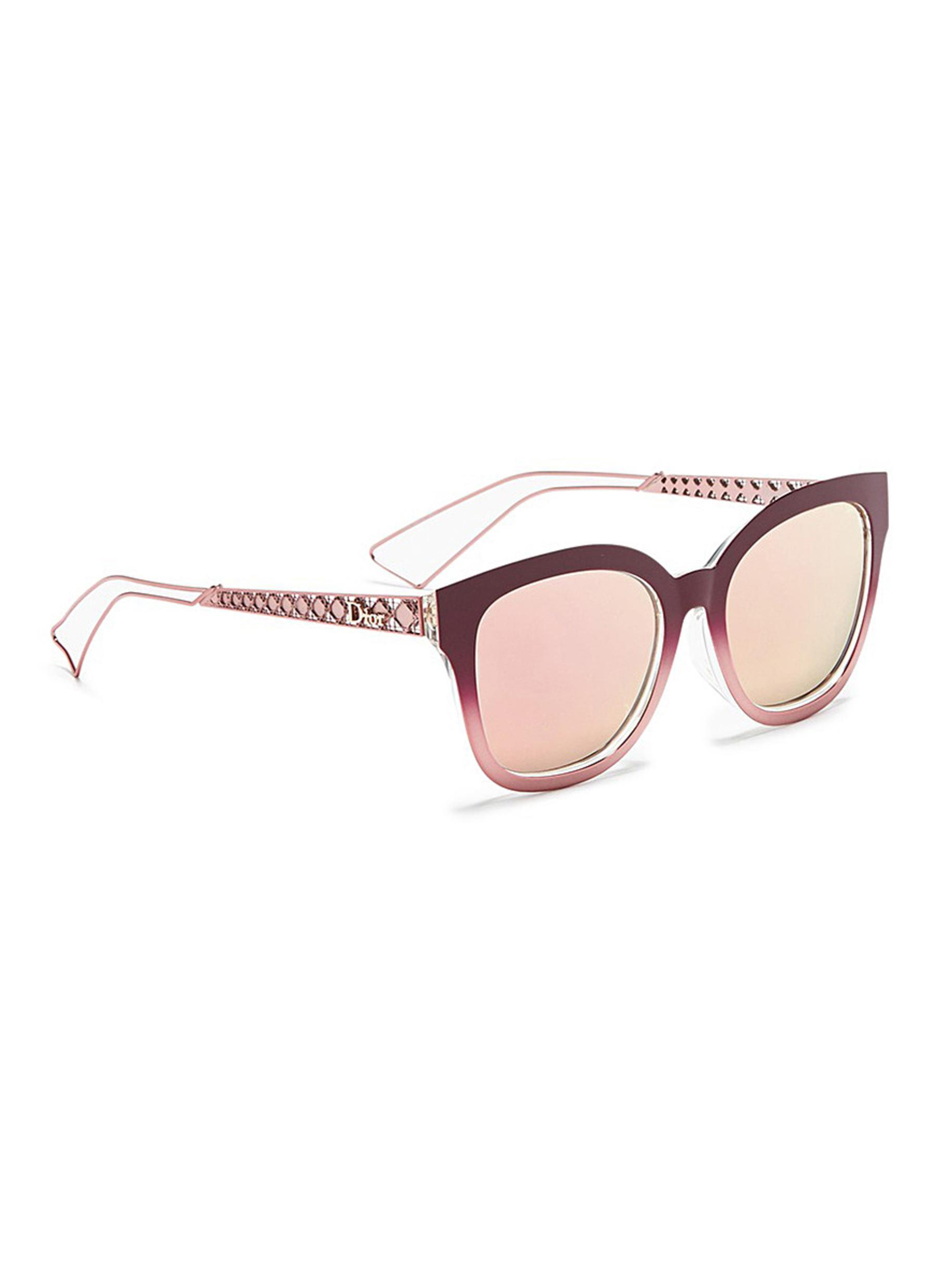 9b7f2f545ee3 Gallery. Previously sold at  Lane Crawford · Women s Mirrored Sunglasses ...