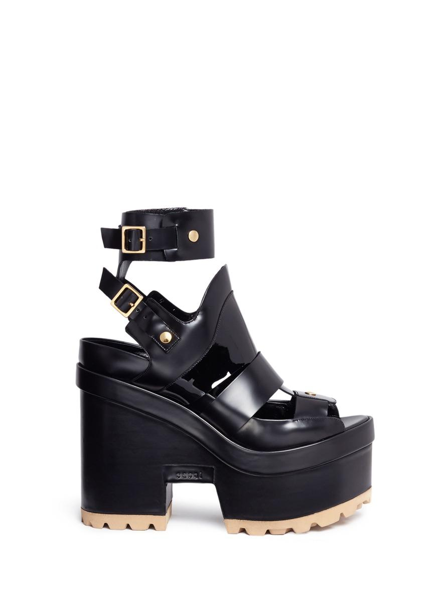 sneakernews cheap original SACAI PIERRE HARDY Sandals UPn69