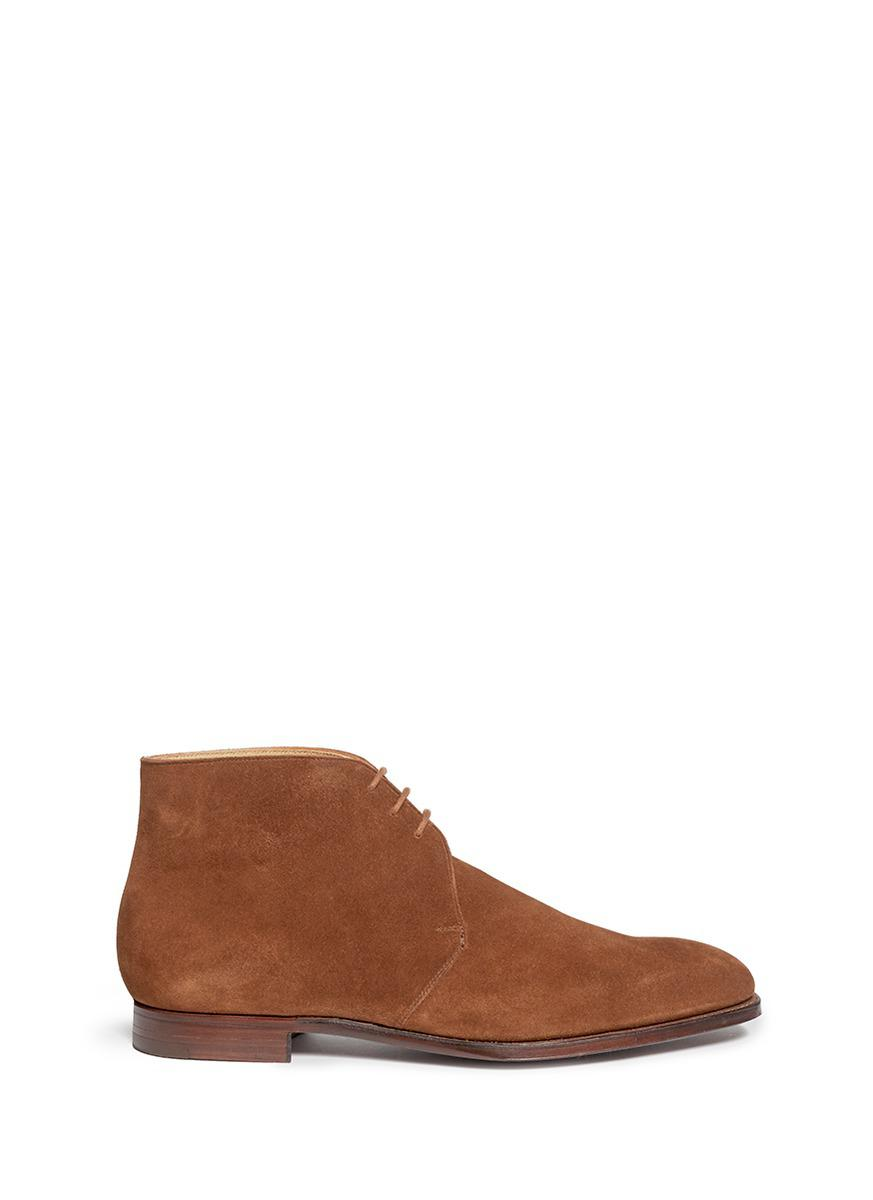 Dunhill Suede Chukka Boots quality outlet store kb2PZ