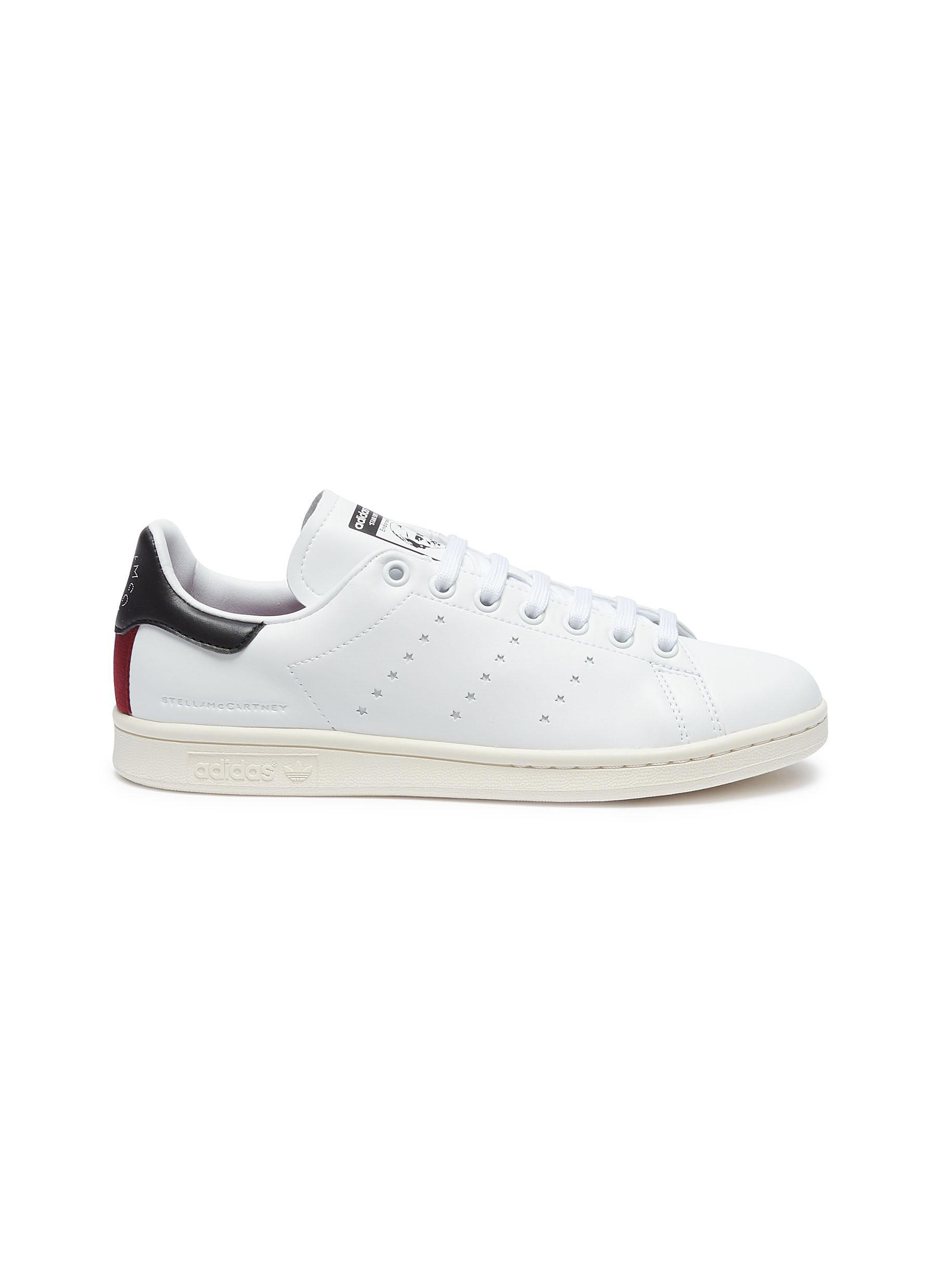 7960c577d78 Stella McCartney X Adidas  stan Smith  Faux Leather Sneakers in ...