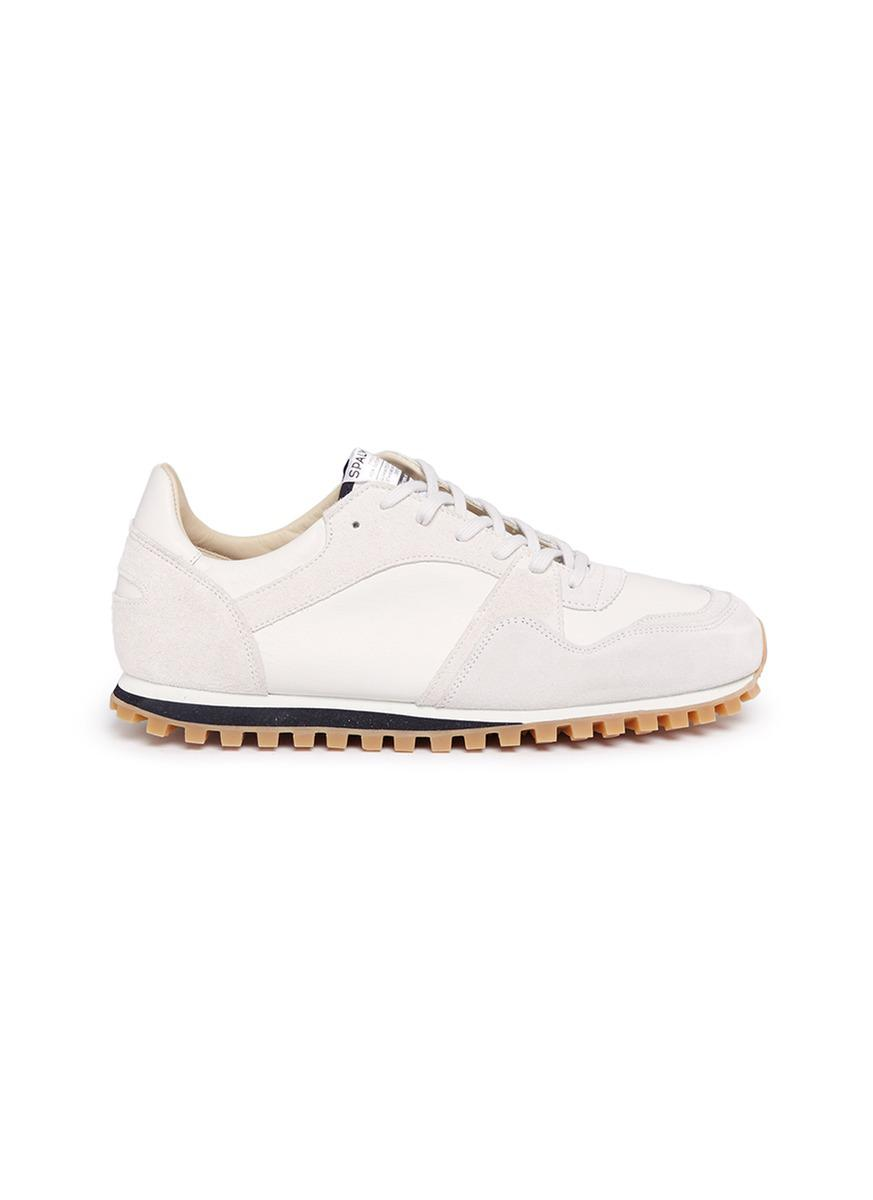 Spalwart Leather Low-Top Sneakers affordable cheap online Q03bUyAk
