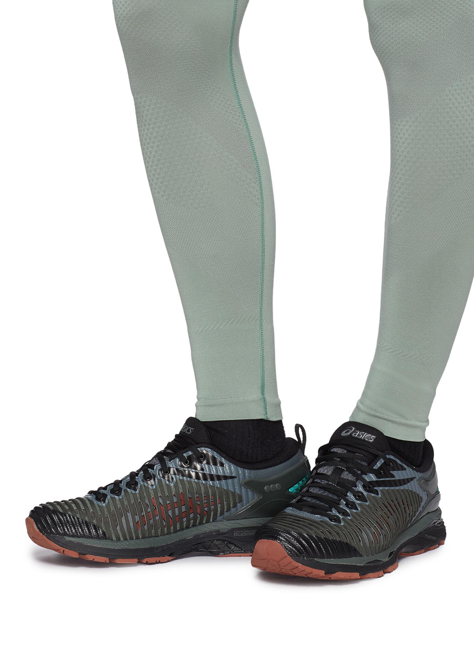 'gel X Asics 1' For Delva Men Kiko Kostadinov Patchwork Lyst Sneakers aqIxwO7q