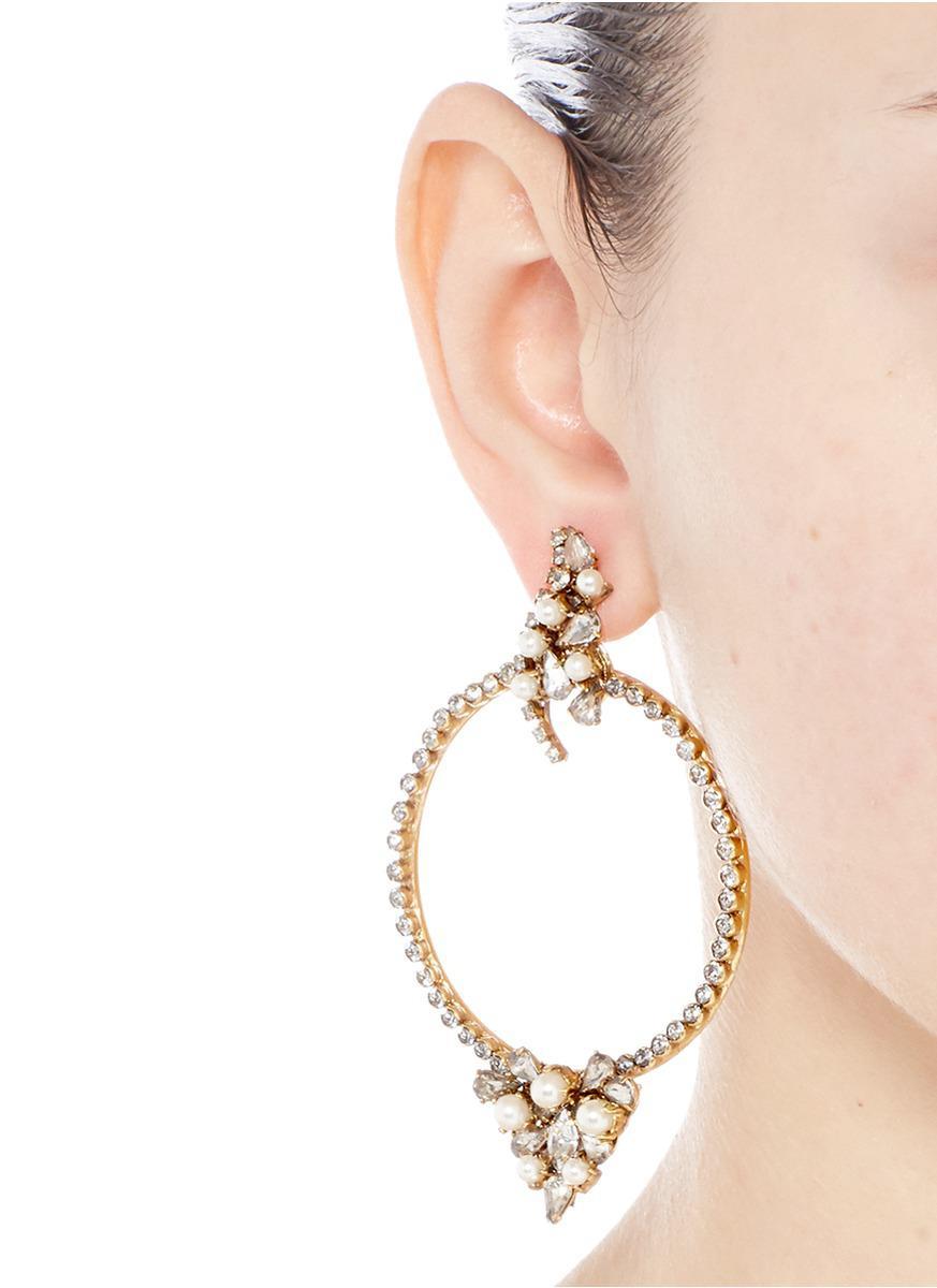 Erickson Beamon Together Forever Earrings kuwDONuAk