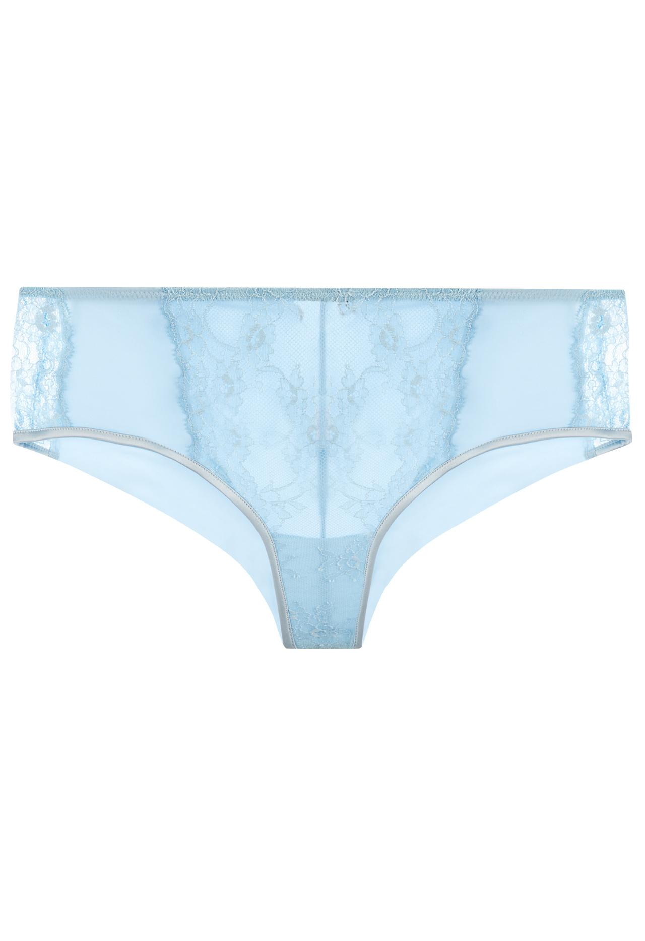 066dce6626 La Perla. Women s Blue Shorts In Leavers Lace