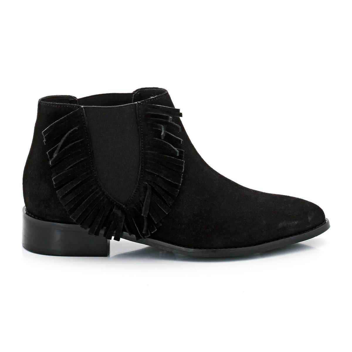 La Redoute Collections Chelsea Suede Ankle Boots. best wholesale for sale best wholesale discount best store to get Yta1k5