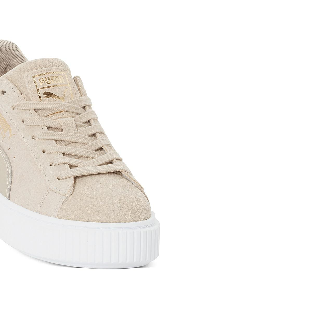 PUMA Safa Platform Leather Trainers latest cheap price clearance fake buy cheap authentic xjYASx