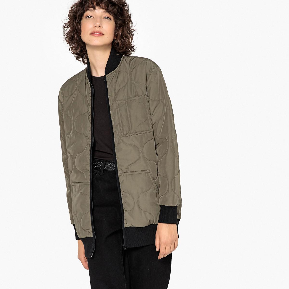 fc233d798f5c La Redoute. Women s Zip-up Quilted Jacket