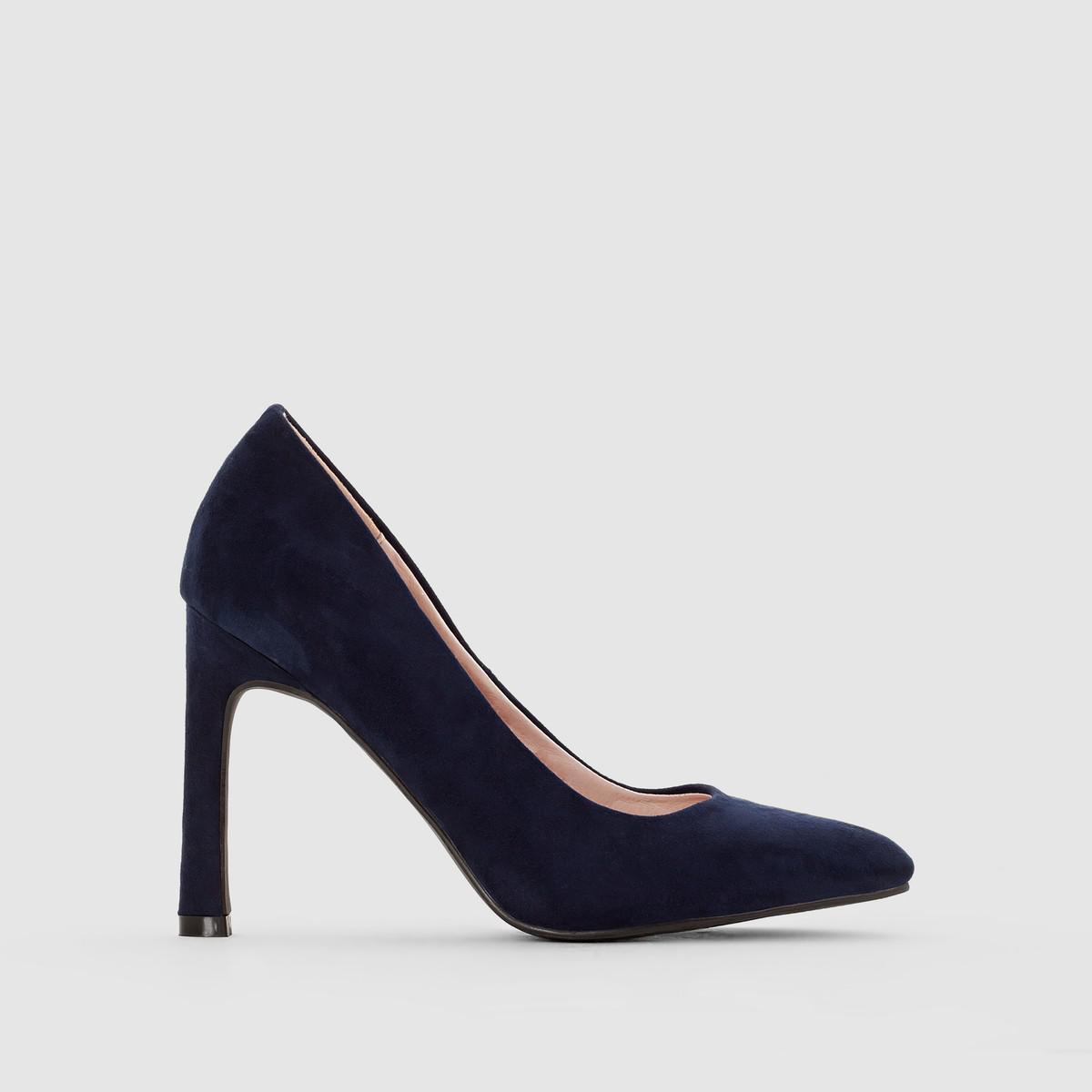 644409859d82 Lyst - La Redoute Pointed Heels in Blue