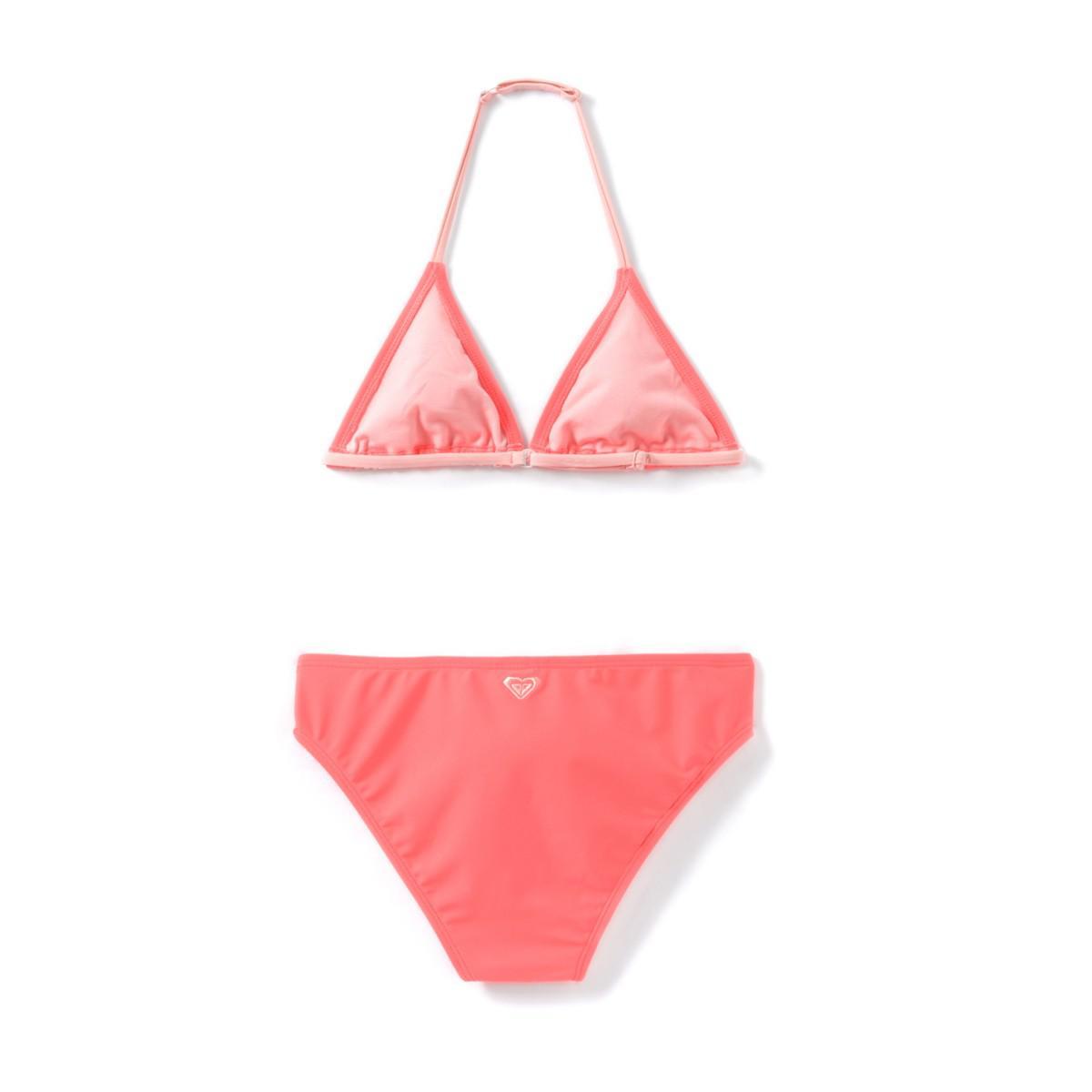 Roxy Maillot De Bain 2 Pièces 8 - 10 Ans ® in Pink   Lyst c8afec49fc1c