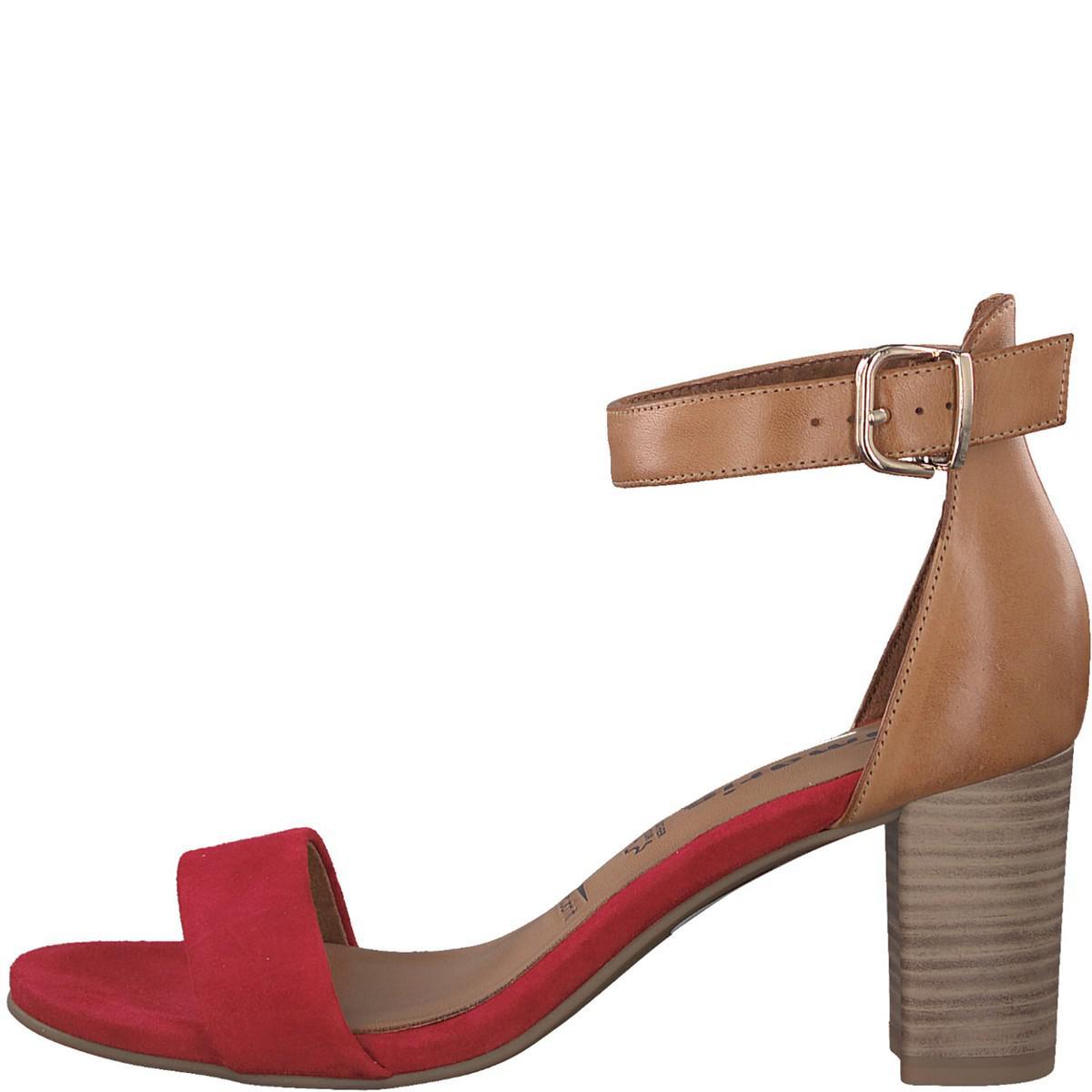 Tamaris High heels - brown VD4B2D7yi