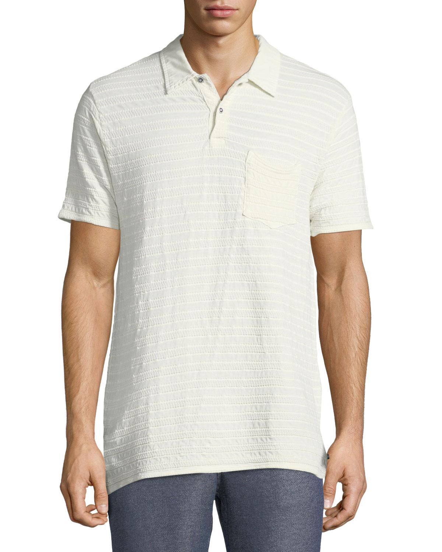 c2adec3b Lyst - Sol Angeles Men's Finca Polo Shirt in White for Men