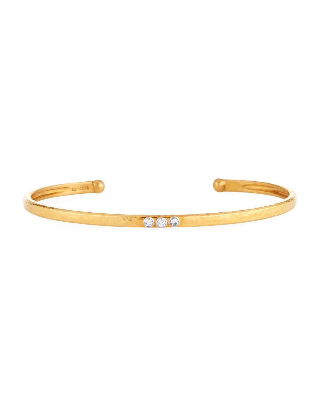 Gurhan Hoopla Thin Bangle Bracelet wisjhub