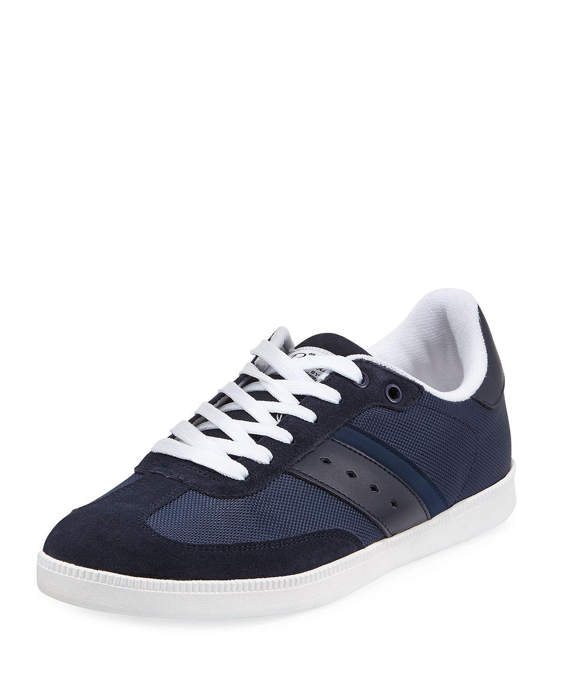 Adidas x Kolor Black & White Cameron High-Top Sneakers 9Etzh1gMBB