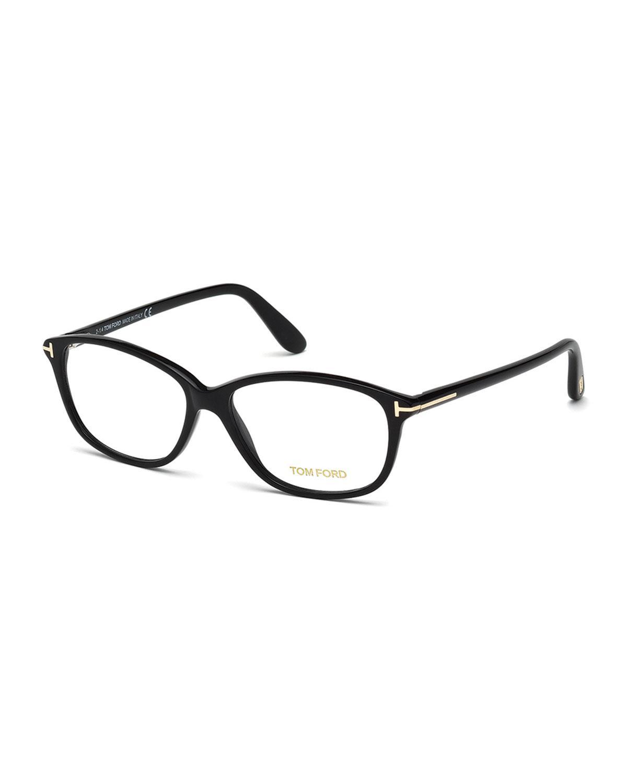 1672763fc60 Tom ford Soft Square Fashion Glasses in Black