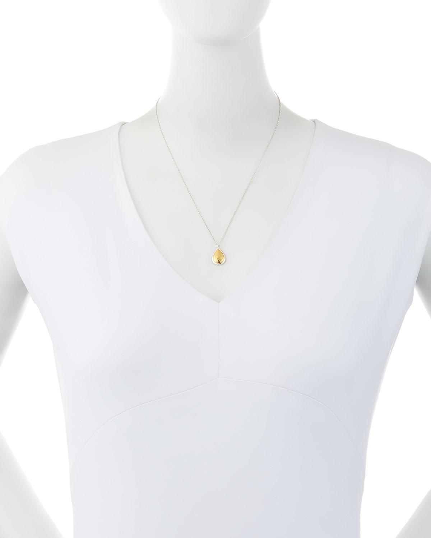 Gurhan Amulet Teardrop Pendant Necklace xgmw9O