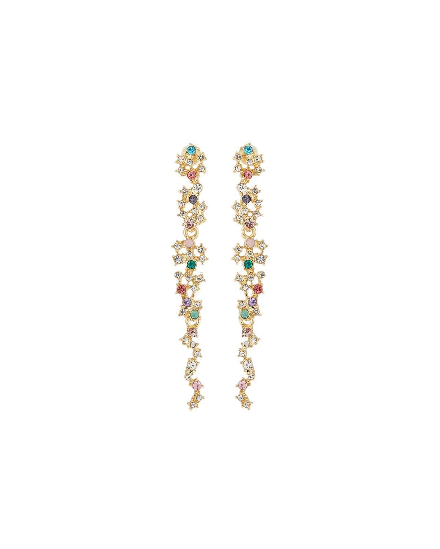 Fragments Crystal Drop Earrings 9sAshq5