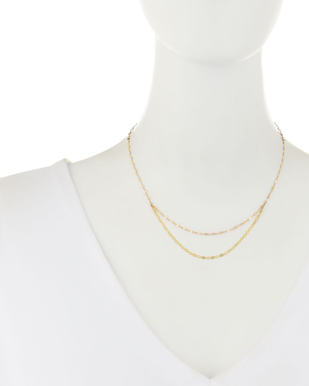 Lana Jewelry 15-Year Anniversary 14K Yellow Gold Nude