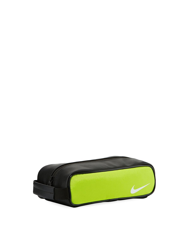3733663667 Lyst - Nike Ballistic Nylon Zip Travel Kit in Green for Men