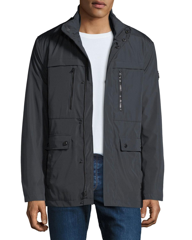 726054ddb5b2 Lyst - MICHAEL Michael Kors Men s Bonded Multi-pocket Field Coat for Men