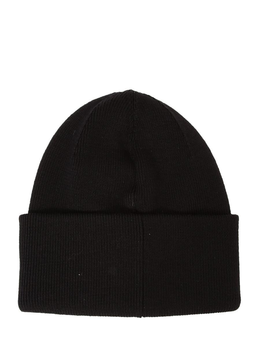 096d929517a Canada Goose - Black Hat Merino Wool for Men - Lyst. View fullscreen