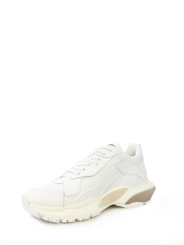 6fbc8f2186f6 Lyst - Valentino Sneaker Bounce White in White for Men
