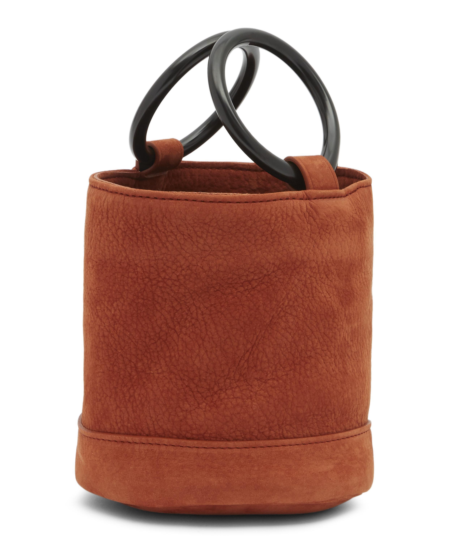 07dacfa1b71 Simon Miller Bonsai 15 Small Suede Bucket Bag - Lyst