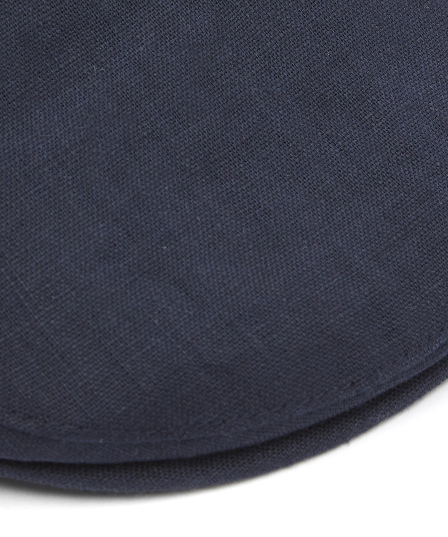 c3ddb919 Christys' Summer Linen Balmoral Cap in Blue for Men - Lyst