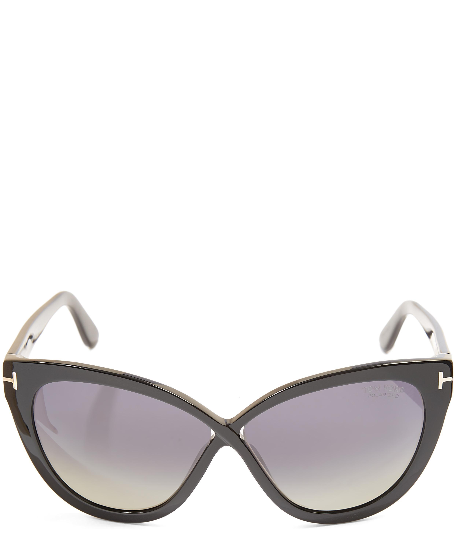 Lyst Tom Ford Arabella Sunglasses In Black
