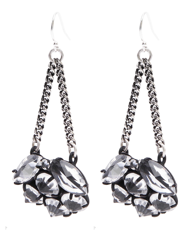 Lulu Frost Women's Diamanda Drop Earrings UBVdBG
