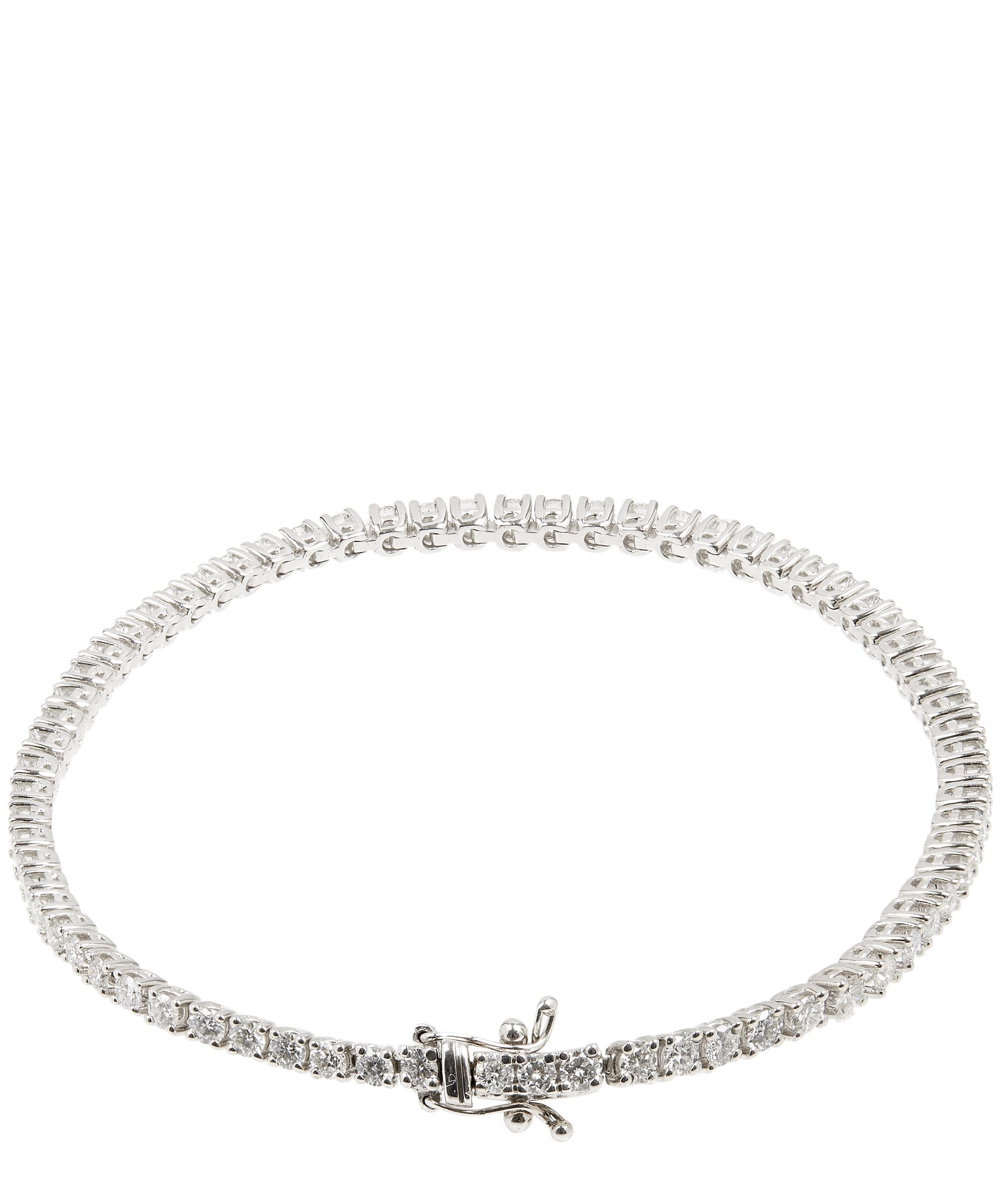 sterling products crystals baker jewellery silver anklet on tennis a citrine garnet bracelet facetted franki length