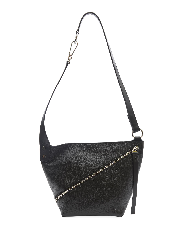 Proenza Schouler Medium Grain Leather Hobo Bag SjNfhJz8