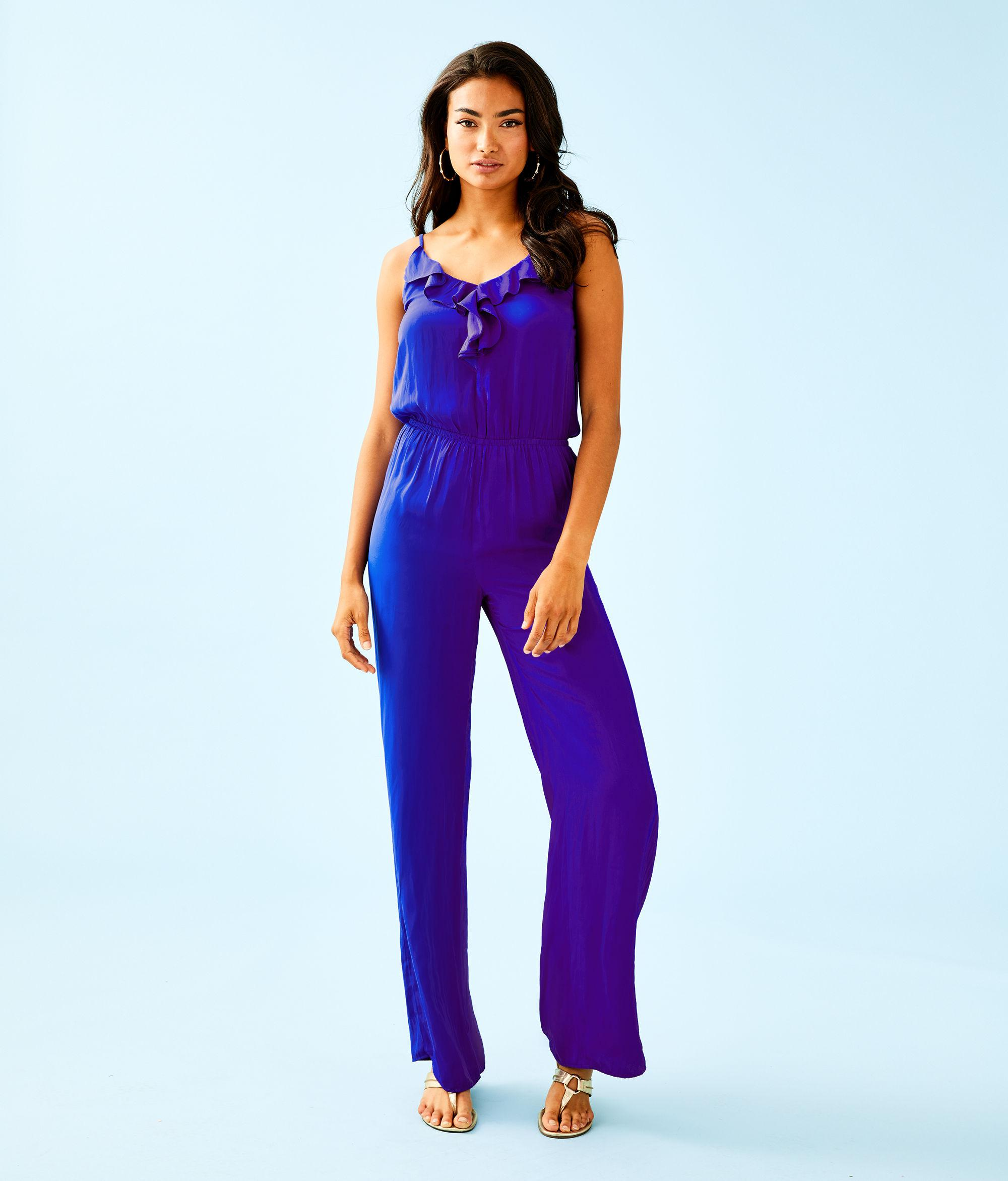 81f7454fdf34 Gallery. Previously sold at  Lilly Pulitzer · Women s Olive Jumpsuits ...