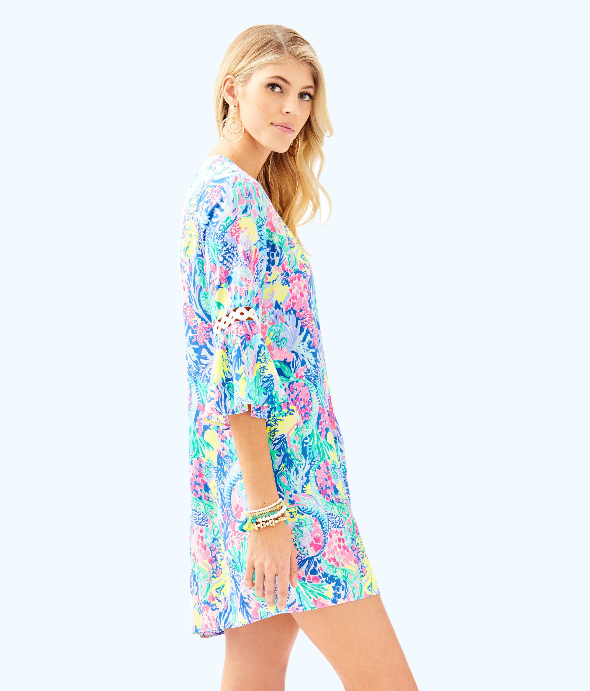 b75f8e8d458 Gallery. Previously sold at: Lilly Pulitzer · Women's Tunic Dresses ...