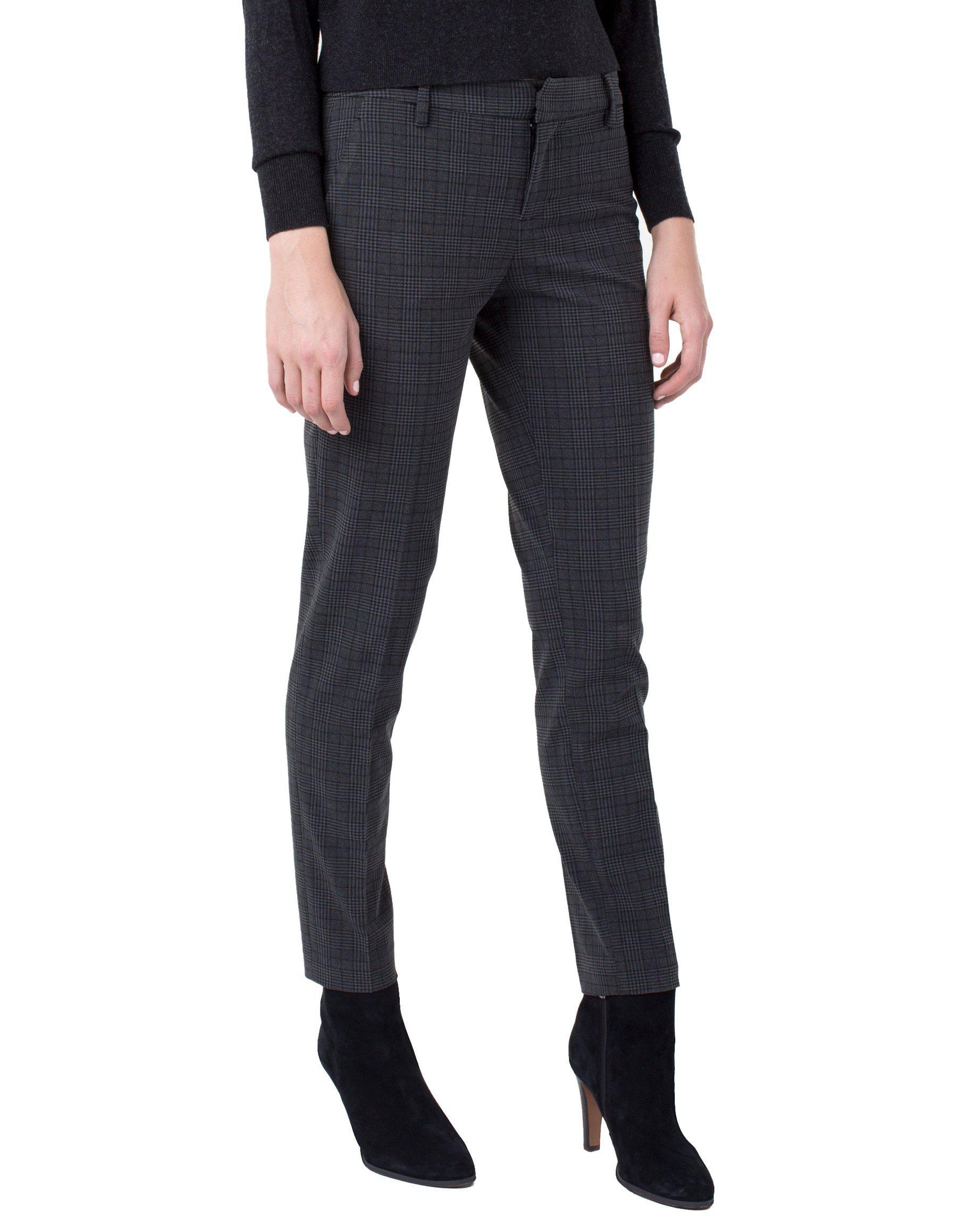 Lyst Liverpool Jeans Company Kelsey Trouser Patterned Knit In Black For Men