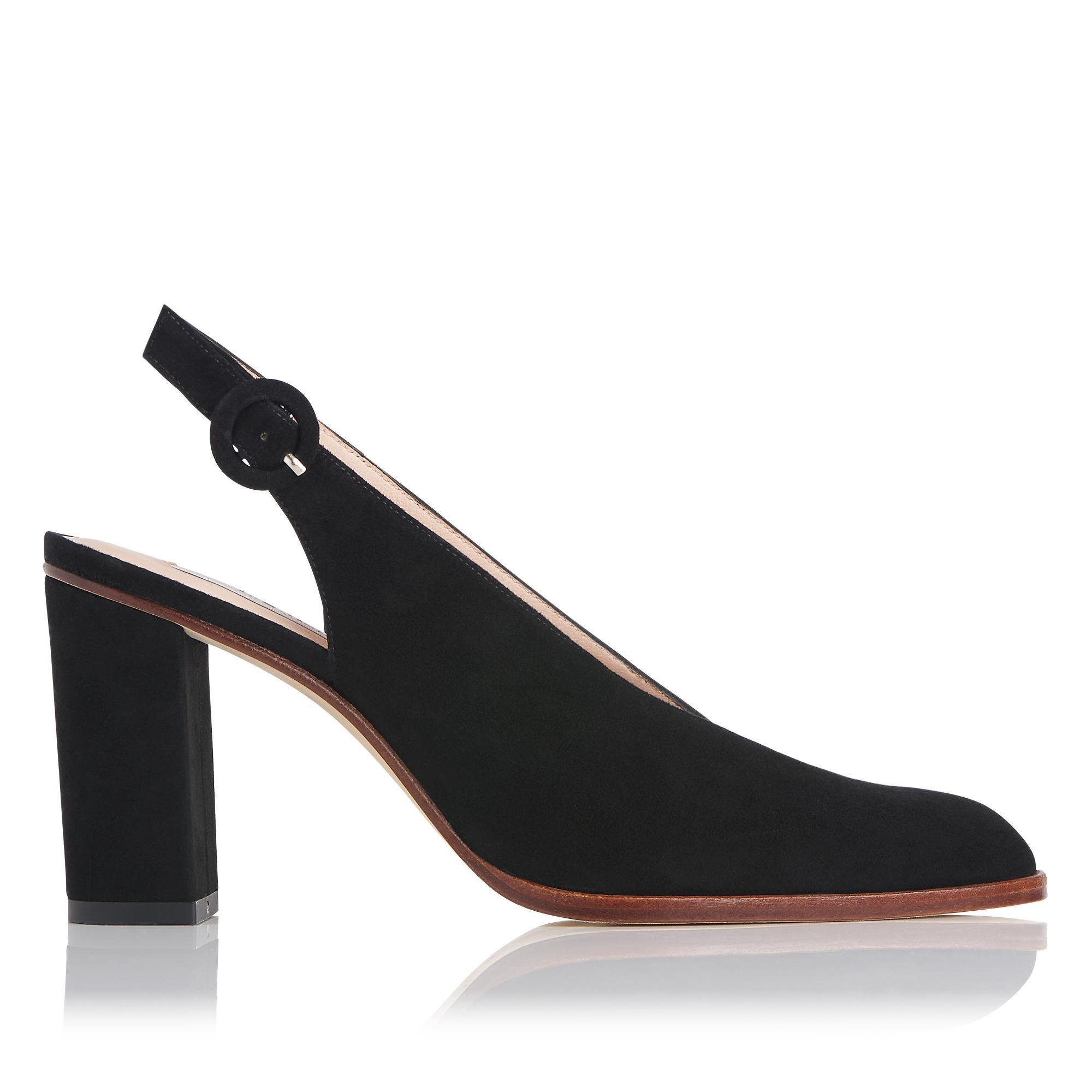 1. STATE Haylee Ankle Strap D'Orsay Heel (Women's)