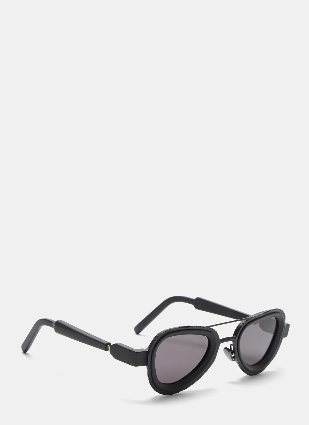 Mask Z5 Metal Sunglasses Kuboraum ELHBW19a4s